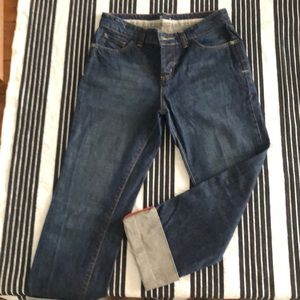 Boden denim cropped pants/ jeans
